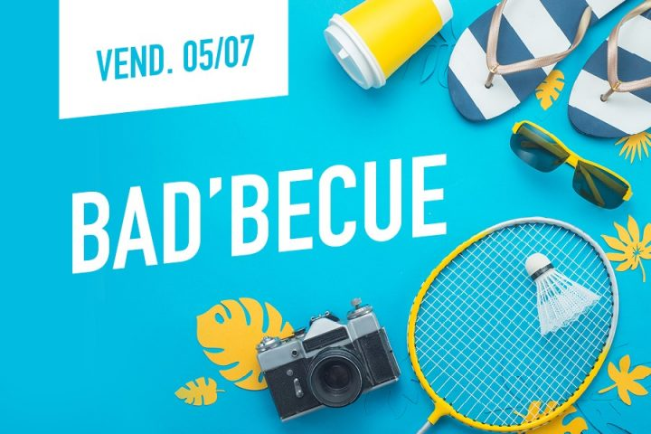 Bad'Becue Badminton dolois